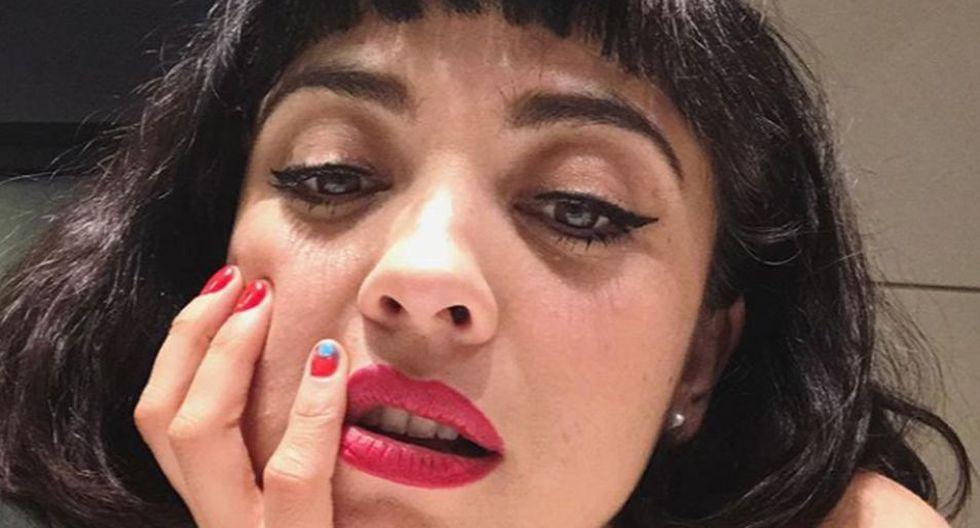 La cantante chilena criticó a YouTube, tras su último videoclip. (Foto: Instagram Mon Laferte)