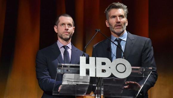 """""""Game of Thrones"""". David Benioff y D.B. Weiss. (Foto: Difusión)"""