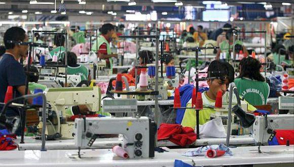 Exportaciones textiles y de confecciones bajarán a US$ 1,200