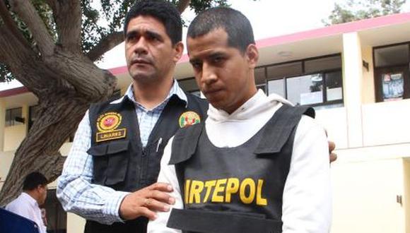 Los más buscados: cae en Trujillo miembro de banda de 'Caracol'