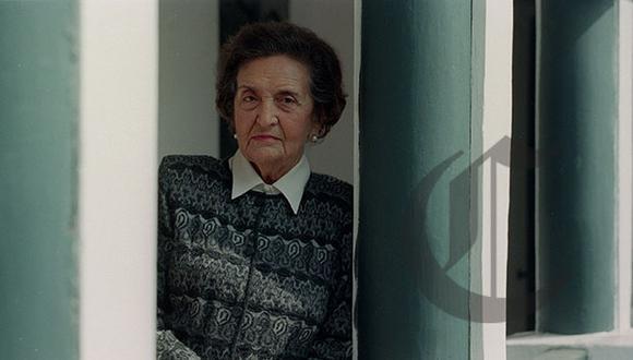 La historiadora María Rostworowski cumple 100 años
