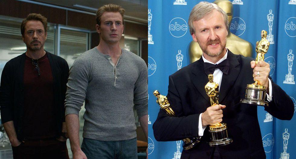 """Los hermanos Anthony y Joe Russo, directores de """"Avengers: Endgame"""", devolvieron el piropo a Cameron diciéndole que él fue """"una razón monumental"""" por la que ellos se enamoraron del cine."""