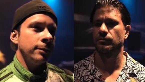 """""""Esto es Guerra"""": ¿Mario Hart y Yaco Eskenazi regresan al reality?. (Foto: Captura de video)"""