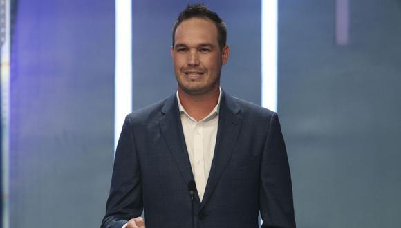 George Forsyth, candidato de Victoria Nacional. (Foto: GEC)