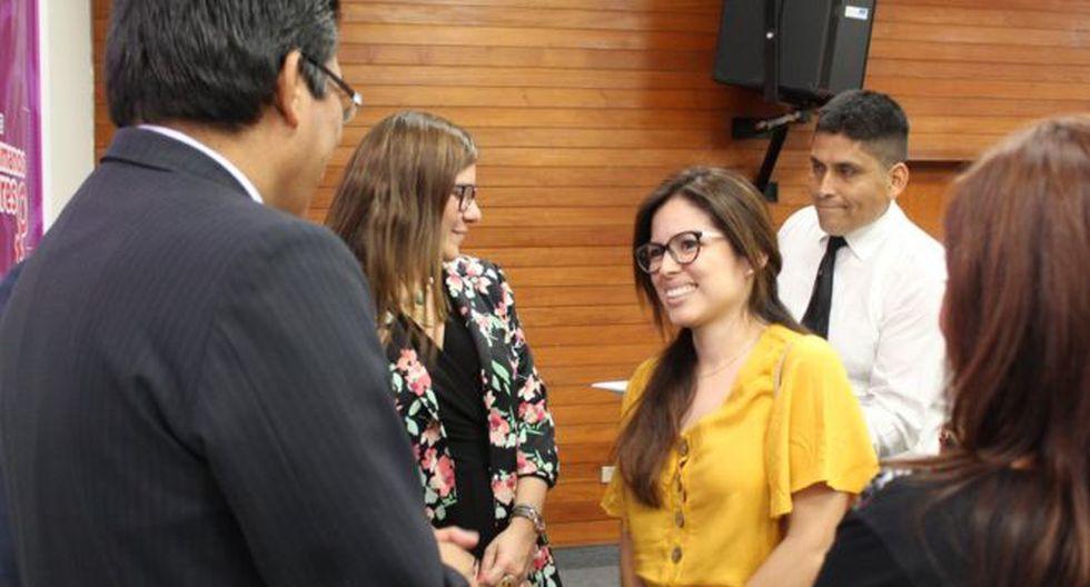 Noelia Llantoy, mujer a la que impidieron abortar hace 17 años y que recibió disculpas del Estado
