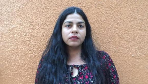 Alba Calderón supo que varias niñas habían sido abusadas sexualmente por su padre.