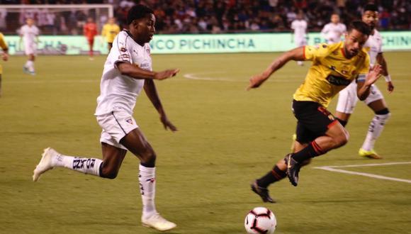 LDU de Quito venció 1-0 al Barcelona por la Serie A de Ecuador | Foto: LDU