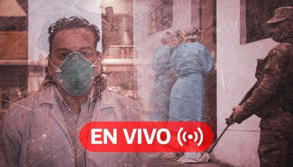 Coronavirus Perú EN VIVO   Últimas noticias, cifras oficiales del Minsa y datos sobre el avance de la pandemia en el país, HOY martes  25 de agosto de 2020, día 163 del estado de emergencia por Covid-19. (Foto: El Comercio)