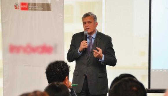 Arturo Jarama formó parte del equipo encargado de negociar las vacunas. (Foto: Produce)