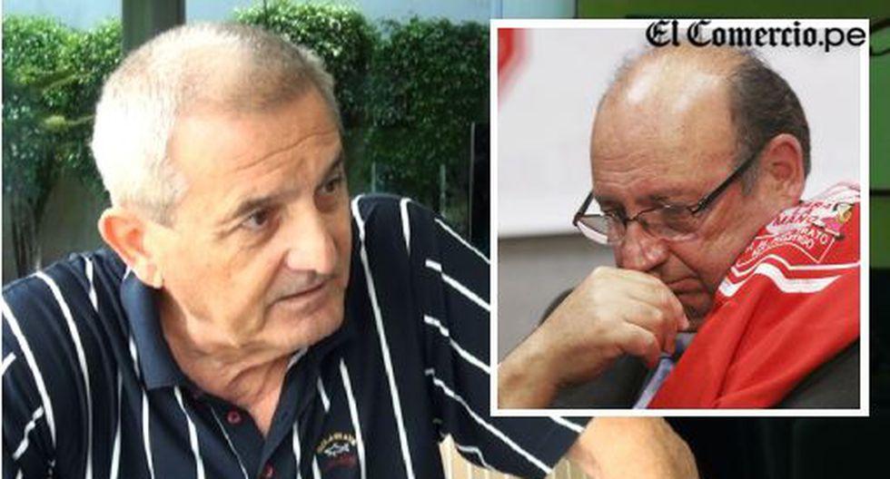 Recuerda la última entrevista de Iván Brzic a El Comercio