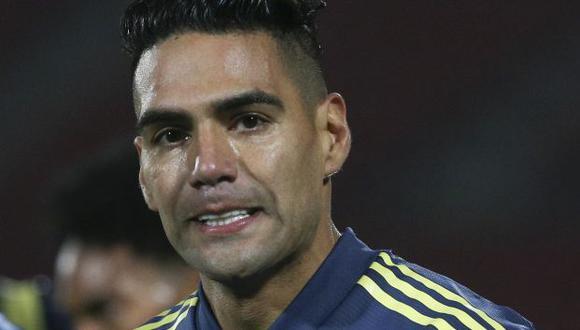 Radamel Falcao es el goleador histórico de la selección de Colombia, con 35 anotaciones. (Foto: AFP)