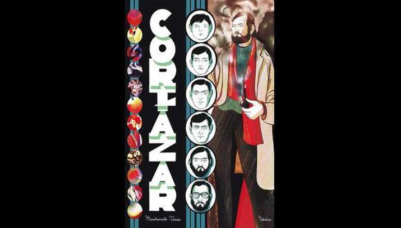 Julio Cortázar: cómic retrata su cosmos vital y creativo