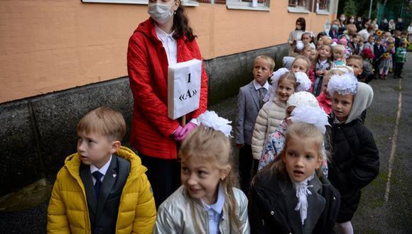 Coronavirus en Rusia | Últimas noticias | Último minuto: reporte de infectados y muertos martes 1 de setiembre del 2020 |  (Foto: Kirill KUDRYAVTSEV / AFP).