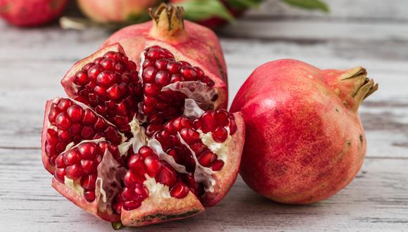 Granada, conoce las virtudes de esta fruta bendita