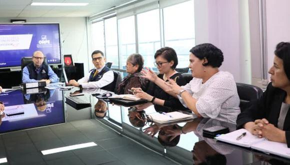 La Unión Interamericana de Organismos Electorales saludó el esfuerzo de los órganos electorales de Perú por organizar y desarrollar un proceso electoral en contexto de crisis sanitaria cumpliendo con las medidas de bioseguridad necesarias. (Foto: ONPE)