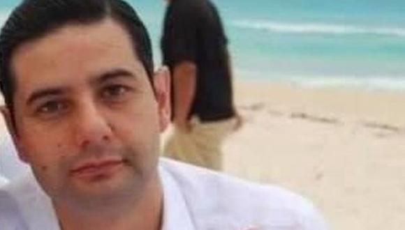 El juez Uriel Villegas y su esposa, Verónica Barajas, fueron asesinados en el estado de Colima. (Facebook).