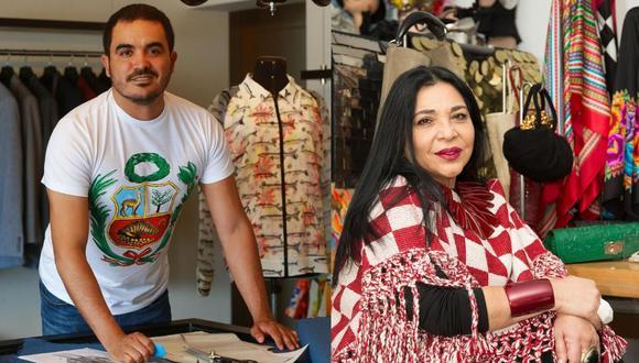 Yirko Sivirich y Meche Correa mostrarán sus diseños en los Juegos Panamericanos Lima 2019. (Fotos: El Comercio)