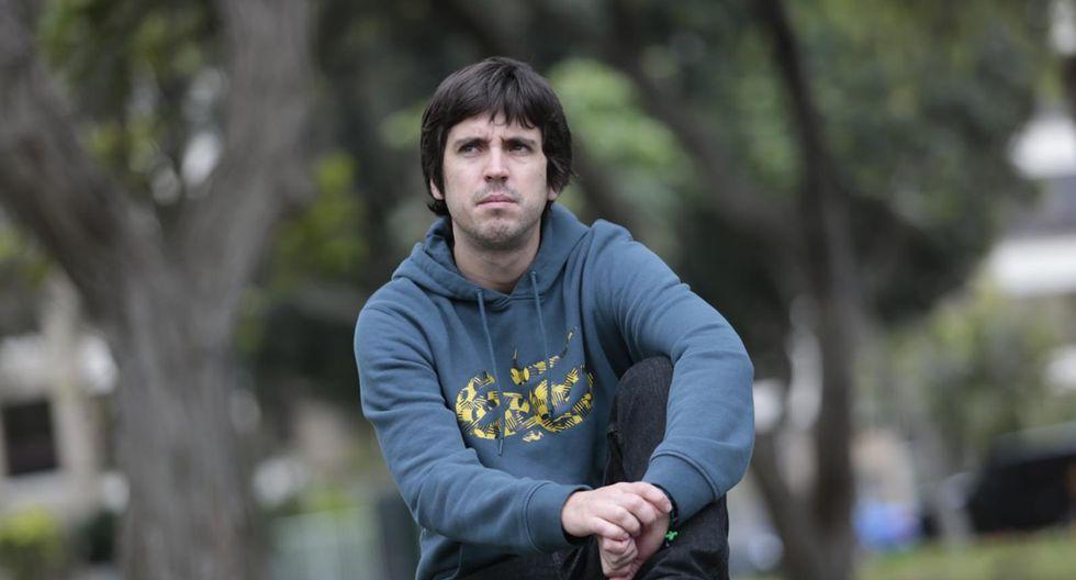Jesús Alzamora. (Foto: USI)