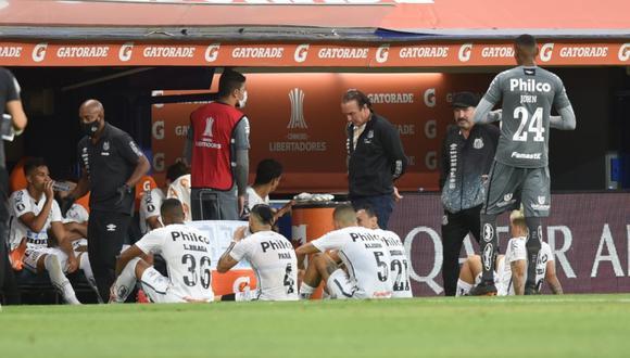 Boca Juniors vs. Santos: John Maciel, arquero del 'Peixe', habría jugado  siendo positivo por COVID-19 | DEPORTE-TOTAL | EL COMERCIO PERÚ