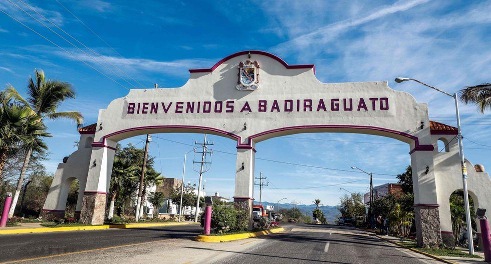 Badiraguato, el pueblo de Sinaloa donde nació El Chapo Guzmán.