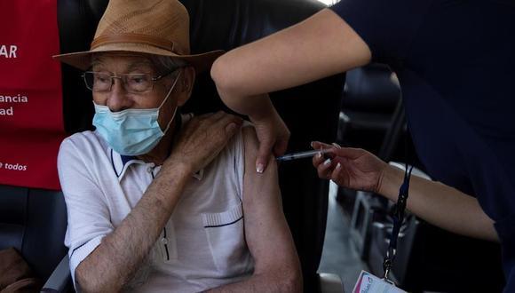 Coronavirus en Chile | Últimas noticias | Último minuto: reporte de infectados y muertos hoy, martes 9 de febrero del 2021 | Covid-19: (Foto: EFE/ Alberto Valdes).