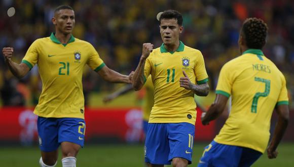 Brasil abre junto a Bolivia la Copa América 2019 este viernes 14 de junio desde las 19:30 horas en el Estadio Morumbí de Sao Paulo. (Foto: AFP)
