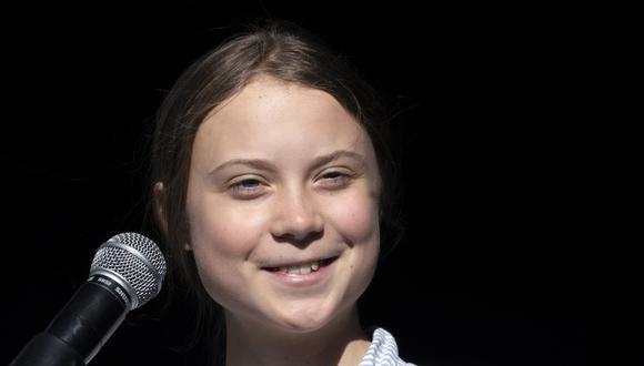 Greta Thunberg busca la forma de cruzar de vuelta el Atlántico para ir a la COP25. Foto: AP