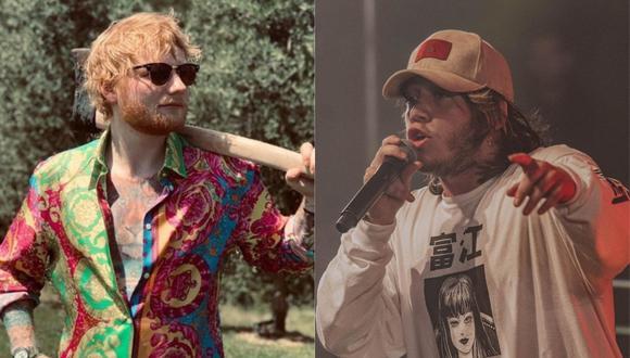 Ed Sheeran sorprende a todos al anunciar una colaboración con Paulo Londra. (Foto: Instagram)