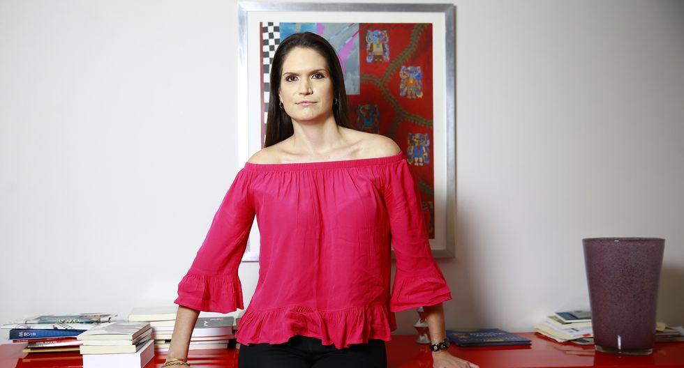 Lorena Álvarez interpuso una denuncia por agresiones contra Juan Mendoza en el 2017. También lo denunció por difamación.  (Foto: GEC)