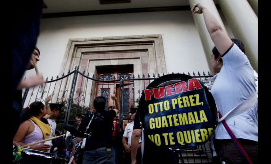 Corrupción en Guatemala: renuncian otros dos ministros