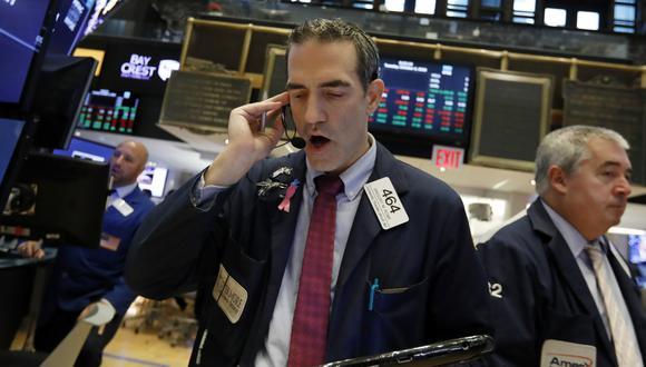 La alta rentabilidad de los bonos alejó hoy a los inversores de las acciones. (Foto: AP)