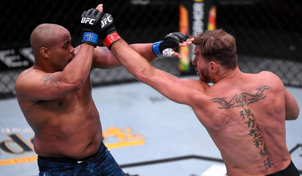 Stipe Miocic derrotó vía decisión unánime a Daniel Cormier en el UFC 252 | Fotos: UFC