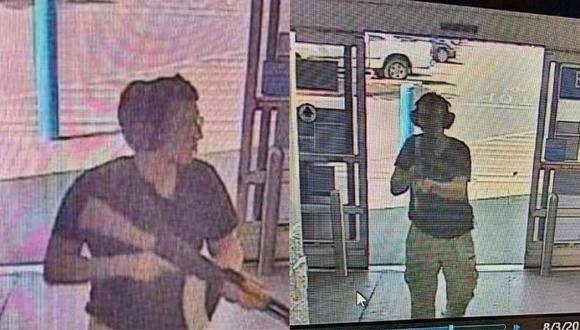 Patrick Crusius usó un rifle en el ataque en el Walmart de El Paso, Texas. (AFP).