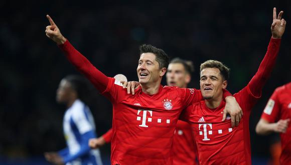 La Bundesliga regresa y el Bayern Múnich buscará lograr un nuevo título para mantener su supremacía en Alemania. (Foto: AFP)