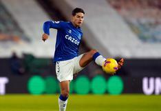 James Rodríguez: dos asistencias para los goles de Yerry Mina y Richarlison en Everton | VIDEOS