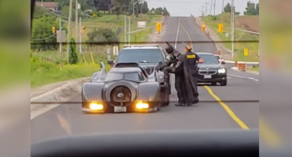 Podría pensarse que lo ocurrido forma parte de una película de ficción, pero en Ontario, Canadá, ha pasado a convertirse en algo habitual.