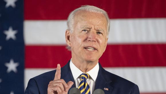 Elecciones en Estados Unidos 2020: Joe Biden aventaja en 14 puntos a Donald Trump en carrera a la Casa Blanca, según encuesta. (Foto: JIM WATSON / AFP).