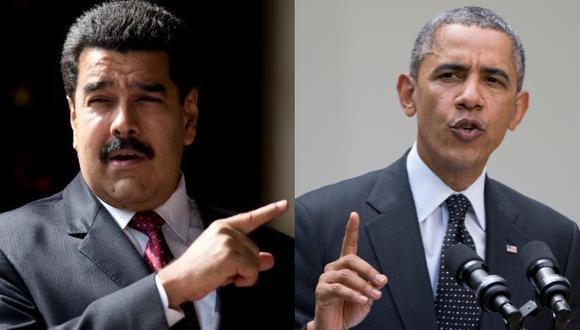 """Maduro desafía a EE.UU.: """"Nos defenderemos de las sanciones"""""""