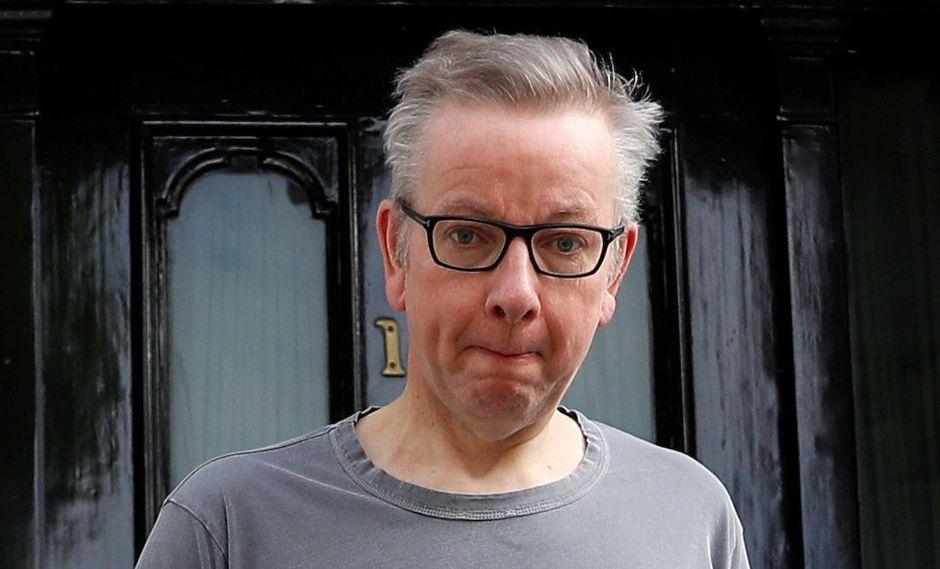 """Michael Gove, uno de los aspirantes a suceder a Theresa May en el Reino Unido, aceptó haber consumido cocaína cuando """"era un joven periodista"""". (Foto: Reuters)."""