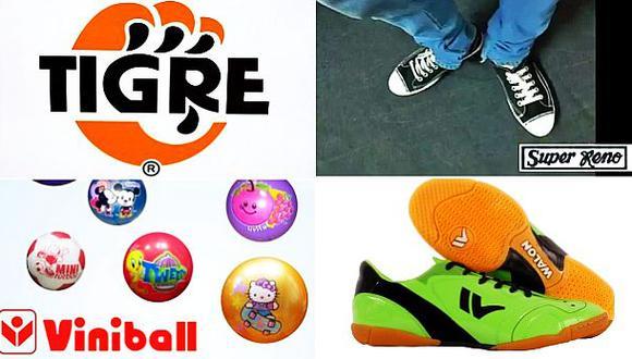 Cinco marcas deportivas peruanas que marcaron nuestra niñez