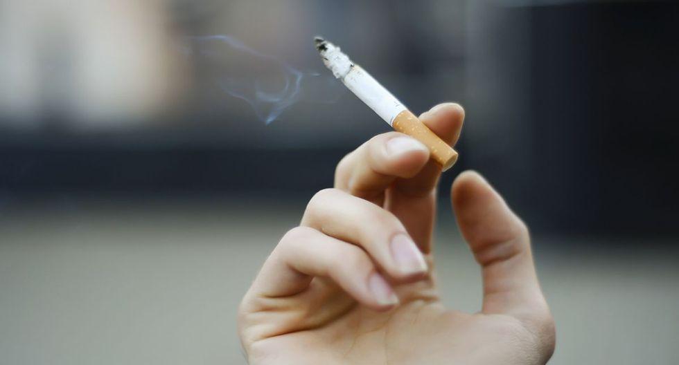El 87 por ciento de los casos de cáncer de pulmón son a causa del cigarrillo (Foto: Freepik)