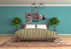 10 habitaciones románticas que te inspirarán por su decoración | FOTOS