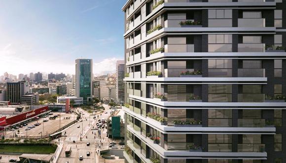 El MET, con sus 37 pisos y 100 metros de altura, fue entregado en noviembre último y le ha empezado a imprimir una nueva cara a Santa Catalina. Así como Senda Inmobiliaria, otras firmas están invirtiendo en más de un proyecto en la zona, como Urbana Perú, My Home y Grupo Lar.