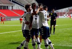 Vélez consiguió triunfo en su visita a La Calera y sigue con vida en la Copa Libertadores 2021