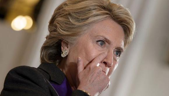 Clinton logra más votos que Trump, pero igual pierde