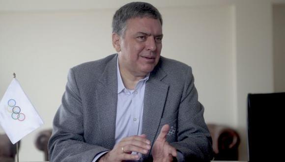 Comité Olímpico: ratificaron inhabilitación de José Quiñones