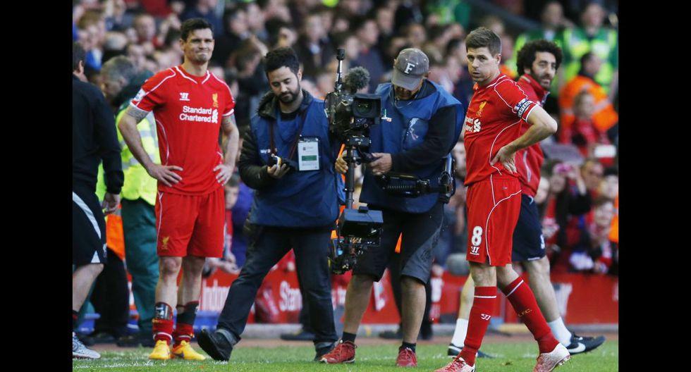 Steven Gerrard y su emotiva despedida del Anfield Road (FOTOS) - 19