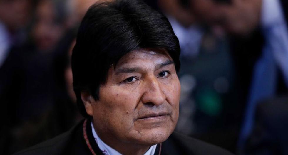 Morales agradeció la disponibilidad de Paraguay y de Brasil para permitir que la aeronave en la que se encontraba aterrice en su territorio. (Foto: EFE)