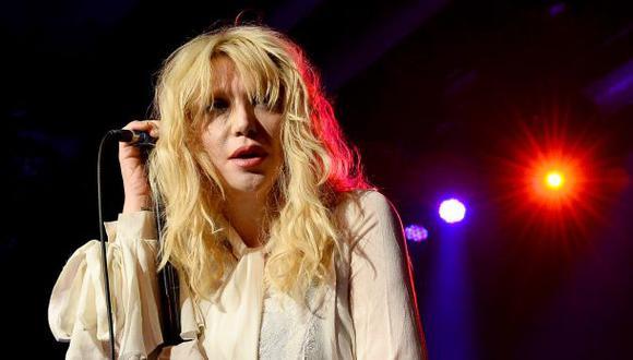 Courtney Love: rock de los 50