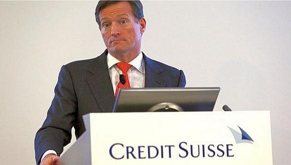 Credit Suisse: Economía peruana crecería 4,3% en el 2014